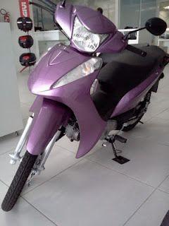 Honda Biz 125 20121 Honda Biz 125 2012   fotos