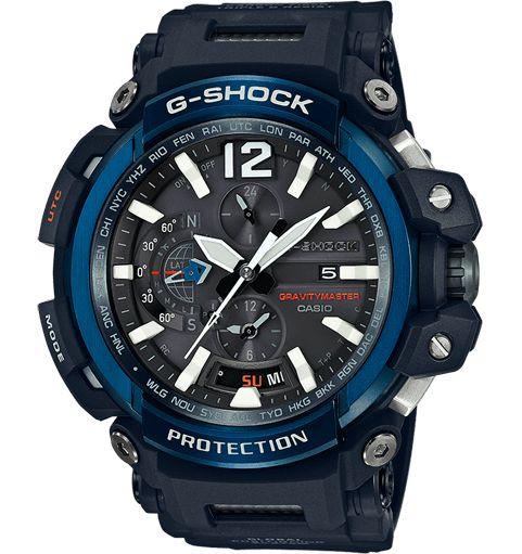 Un aspecto exclusivo para las condiciones más adversas: con un reloj MASTER OF G estarás preparado para afrontar cualquier situación. Ver ahora
