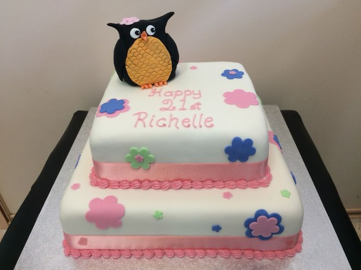 Birthday cake by Jenny's cakes