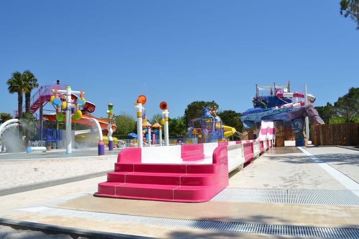 "6 metre high ""Super Slide"" @ Aqua Park Laguna! #acquapark #camping #fun #kids #summer #waterslide"