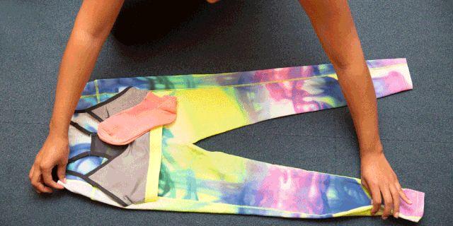 12 trucchi per fare la tua borsa da palestra che ti faranno correre felice ad allenarti -cosmopolitan.it