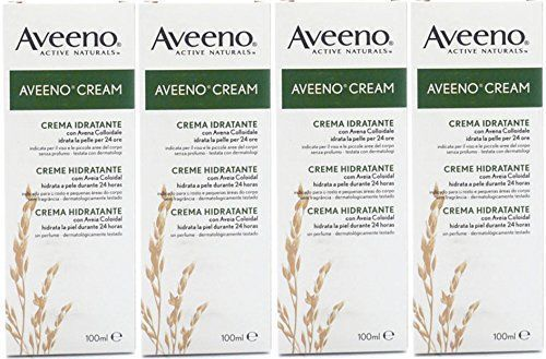 x4 Aveeno Cream Active Naturals Hydrate for Dry and Sensitive Skin 100ml - http://best-anti-aging-products.co.uk/product/x4-aveeno-cream-active-naturals-hydrate-for-dry-and-sensitive-skin-100ml-3/ #AntiAgingCreamsDry