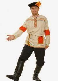 El traje típico de Rusia: la vestimenta tradiciona...