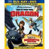How to Train Your Dragon (Two-Disc Blu-ray/DVD Combo + Dragon Double Pack) [Blu-ray] (Blu-ray)By Jay Baruchel