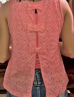 Aumentar o tamanho da blusa