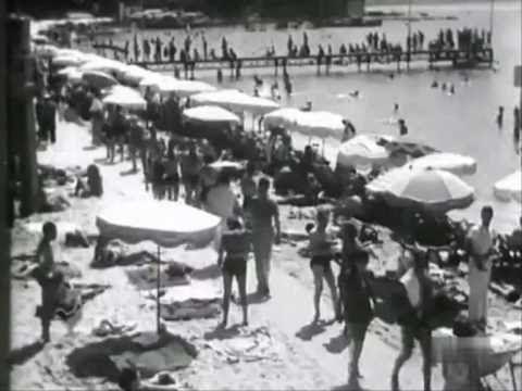 75 ans du Front Populaire - Au Devant de la Vie - Hymne des premiers Congés Payés en 1936 - YouTube