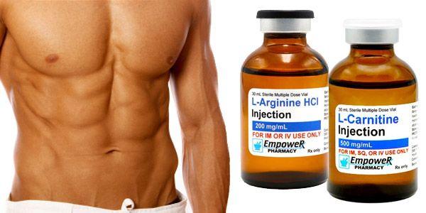 Inyecciones para rebajar abdomen
