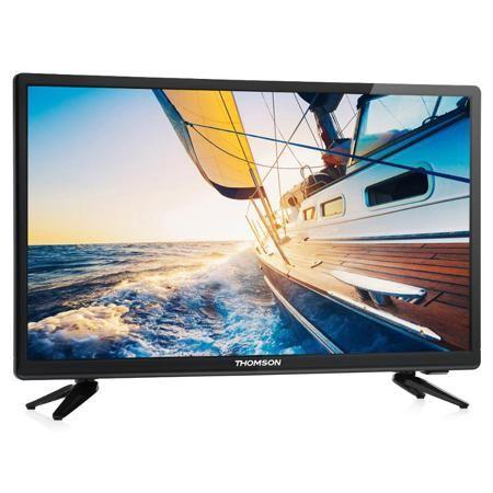 Телевизор Thomson T22D16DF  — 9990 руб. —  Thomson T22D16DF - отличный телевизор для кухни, который успешно совместит в себе все функции, присущие полноценному развлекательному медиацентру. Обладая большим набором интерфейсов, он с легкостью может взаимодействовать с любыми информационными носителями, включая просмотр ваших любимых фильмов напрямую с USB-накопителя информации. Одно из главных преимуществ данной модели - поддержка цифрового телевидения в формате DVB-T2. Диагональ экрана…