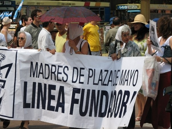 Plaza de Mayo, Buenos Aires- Mothers of the Disappeared