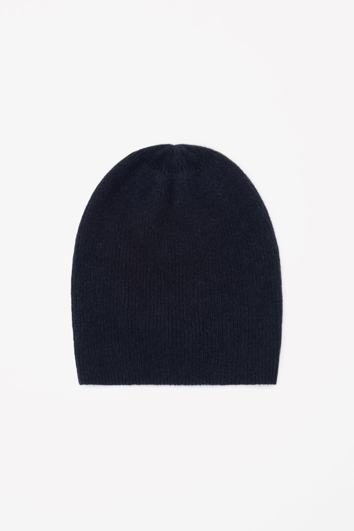 COS | Ribbed cashmere hat