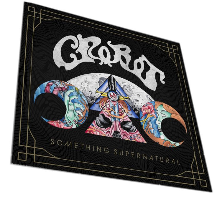 Хард-рок группа #Crobot : рецепт успеха – подать классический рок 70-х под соусом современности