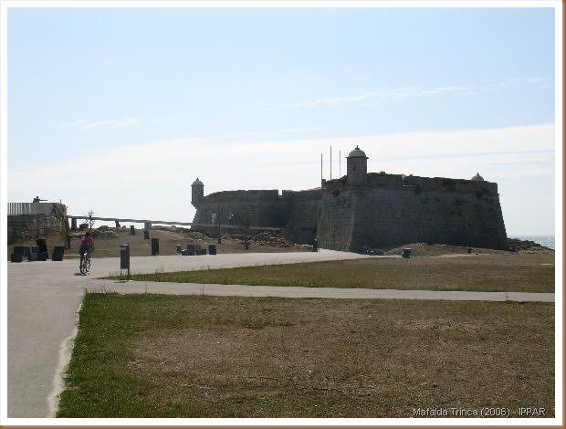 Forte de São Francisco Xavier do Queijo - Foz do Douro - Porto