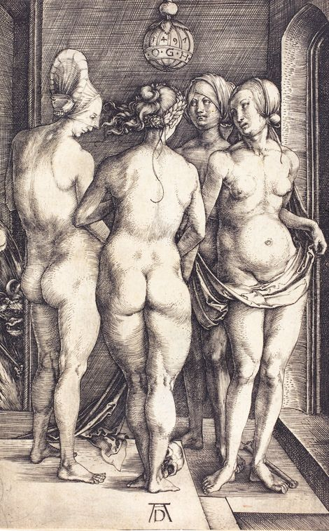 Albrecht Dürer, Four Women, 1497
