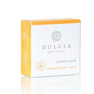 Přírodní mýdlo - ovesné vločky + med Dulcia natural