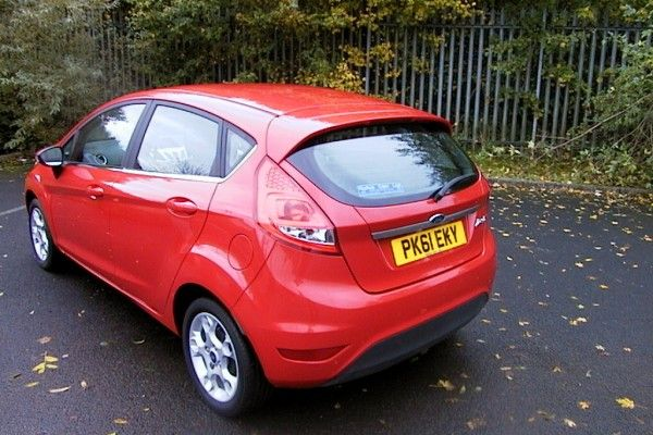 USED FORD FIESTA HATCHBACK (2008-2012) #usedcars Finished in red with cloth interior. A terrific 5 door hatchback. Comes with many features including PAS, ABS, CD player with USB/Aux port for ipod/mp3, Ford alloys, c/locking, electric windows, airbags and air conditioning.