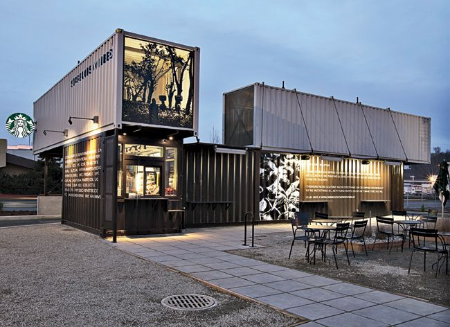 Starbucks by Global Store Development In-House Architects