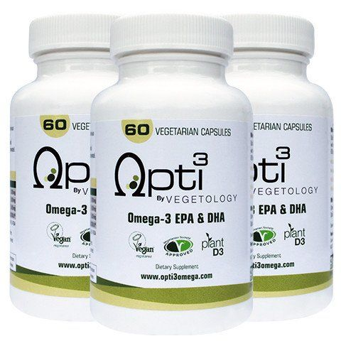 Opti3 Omega-3 EPA & DHA