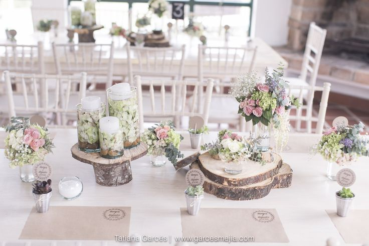 Decoración para bodas campestres, decoración hermosa para bodas de día y de noche, romántico, y delicado. Ideas para bodas wedding decoration, wedding ideas. vintage, suculentas