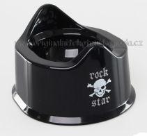 Rock Star Baby RSB Nočník PIRÁT | Originální těhotenská móda