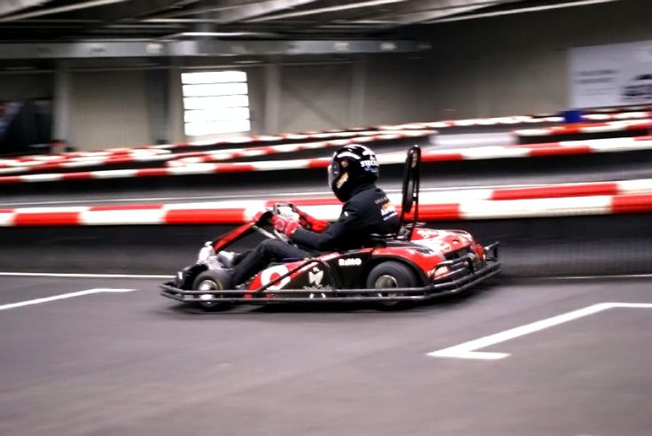 Gokarts in Krakow http://partykrakow.co.uk/stag-weekends-krakow/action-driving/go-karting/