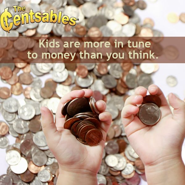 how to explain money to a child