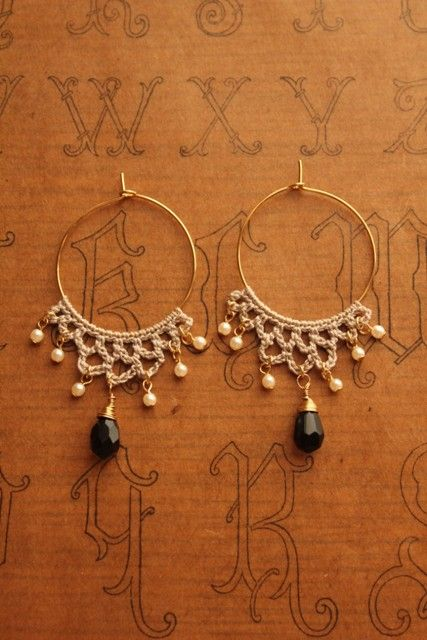 miyachika rev crochet earrings もっと見る
