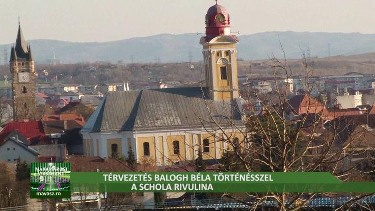 Térvezetés Balogh Béla történésszel – Nagybánya épített örökségének bemu...