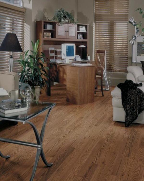 Mohawk oakland oak golden hardwood flooring hardwood for Oakland flooring