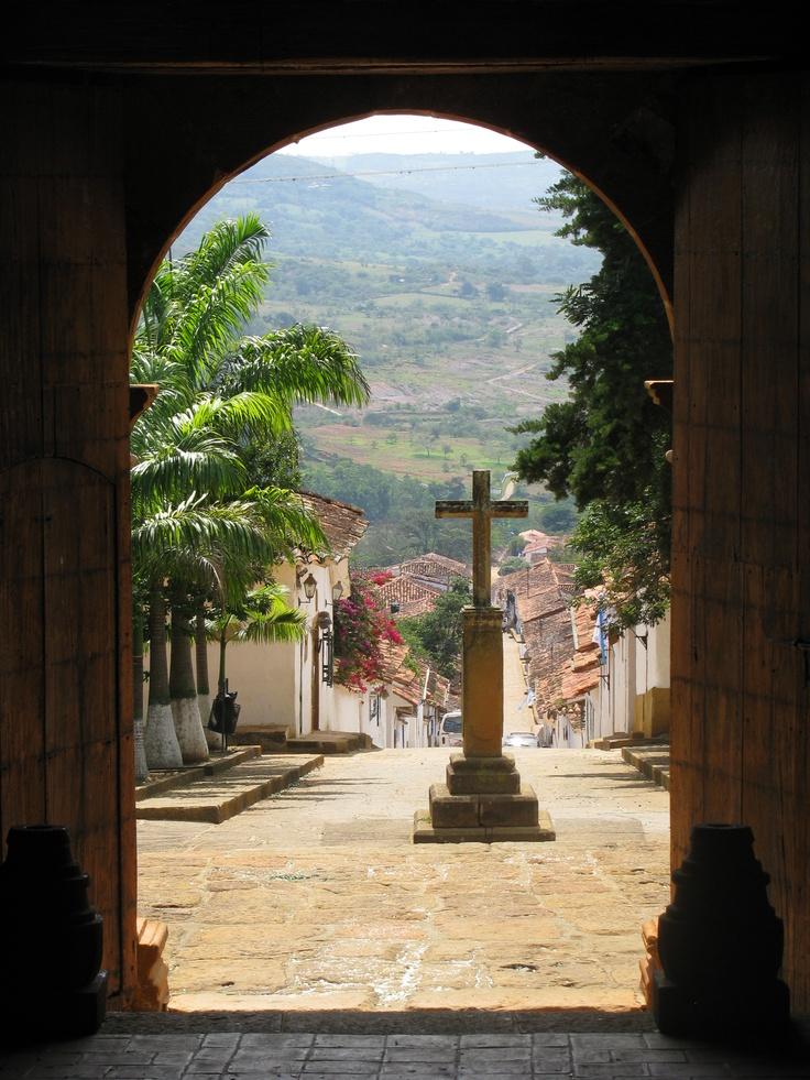 Nicest Village in Colombia, Barichara http://www.flightandtrip.de/kolumbien/touren/barichara/