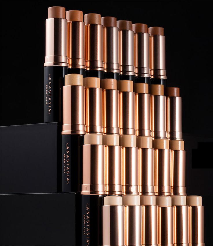 Anastasia Stick Foundation, Contour, & Highlight Now Available