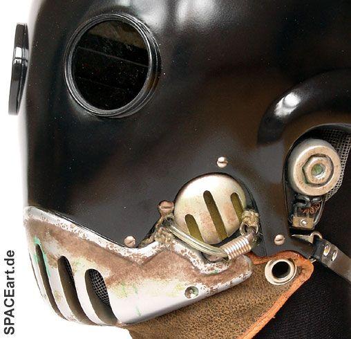 Hellboy: Kroenen Maske http://spaceart.de/produkte/hlb002.php