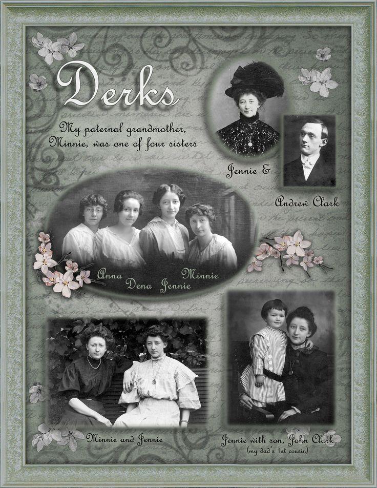 My Paternal Grandmother - Scrapbook.com