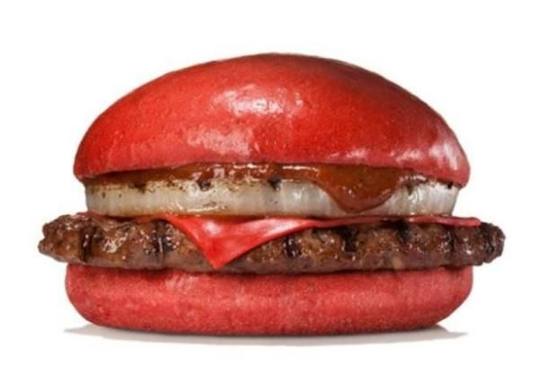 Burger King launches red burger, sets sights on entire colour spectrum in Points of Interest curated by Phil