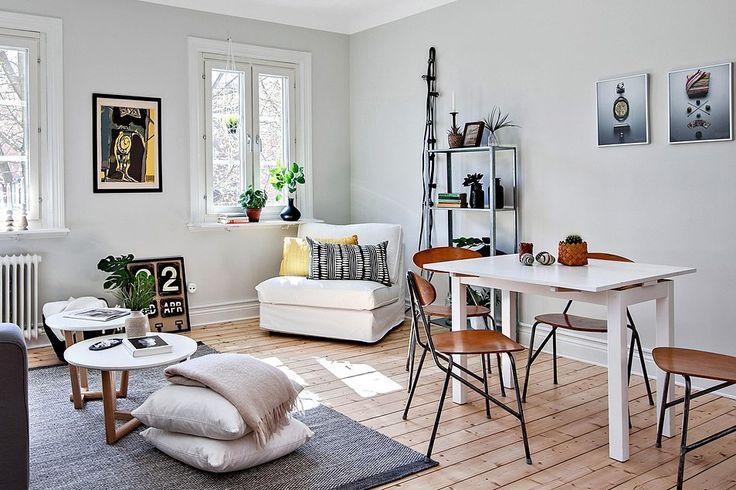 1000 images about inspiration pour mon appart on pinterest for Deco appartement 16m2