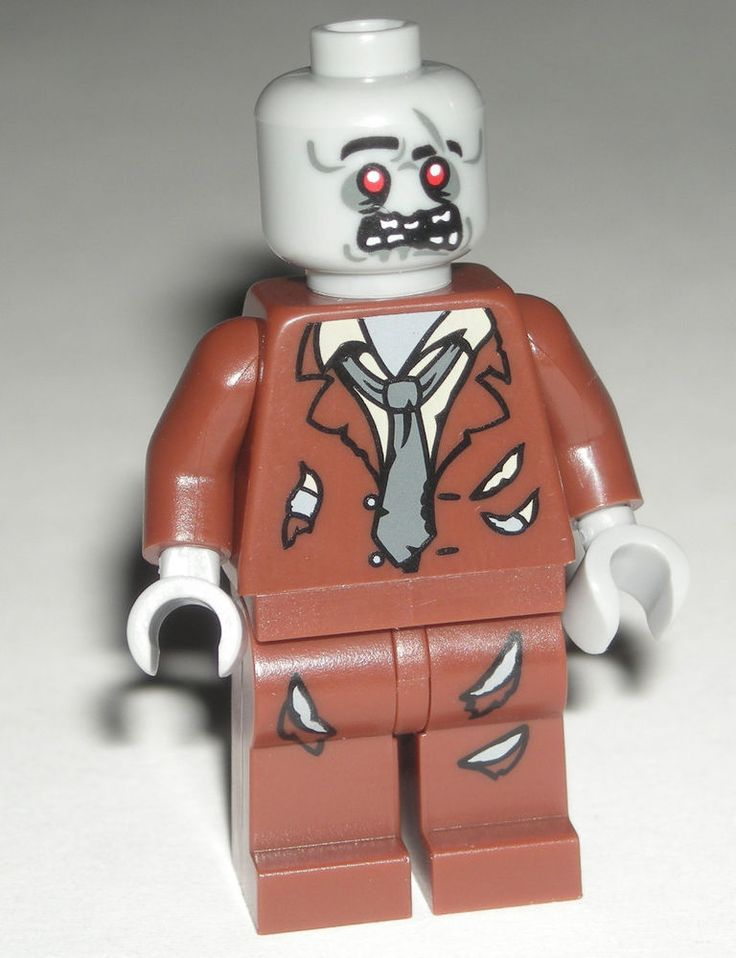 LEGO Halloween Zombie Minifigure Monster Fighters 850487 ...