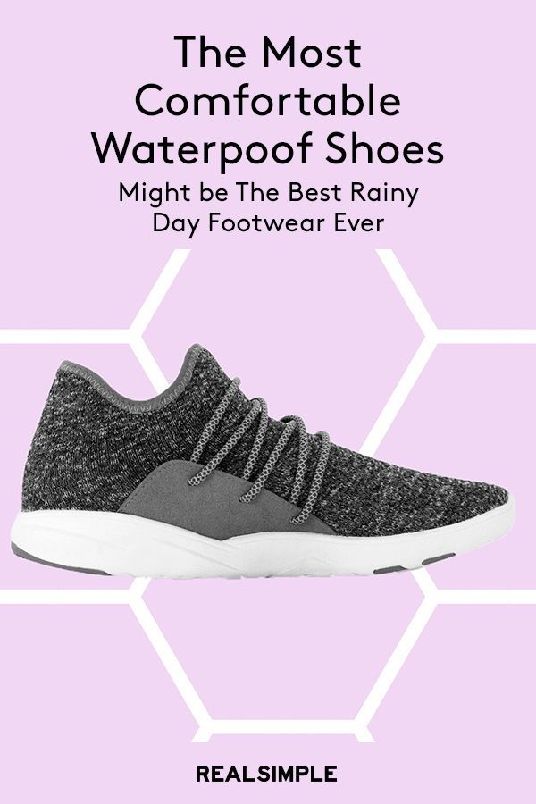 af25696b058 The Most Comfortable Waterpoof Shoes Might Be the Best Rainy Day Footwear  Ever