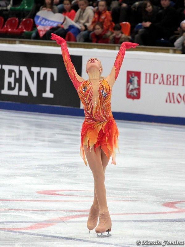 Anna Pogorilaya / photo by Ksenia Fomina