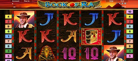 All you need to do to start enjoying Book of Ra Deluxe online is to register as a player on one of the online casino websites. Try it out for free before making a deposit to win cash prizes.