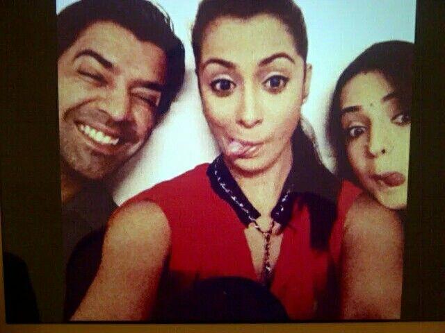 Barun Sobti, Madhura Naik & Sanaya Irani #ipkknd