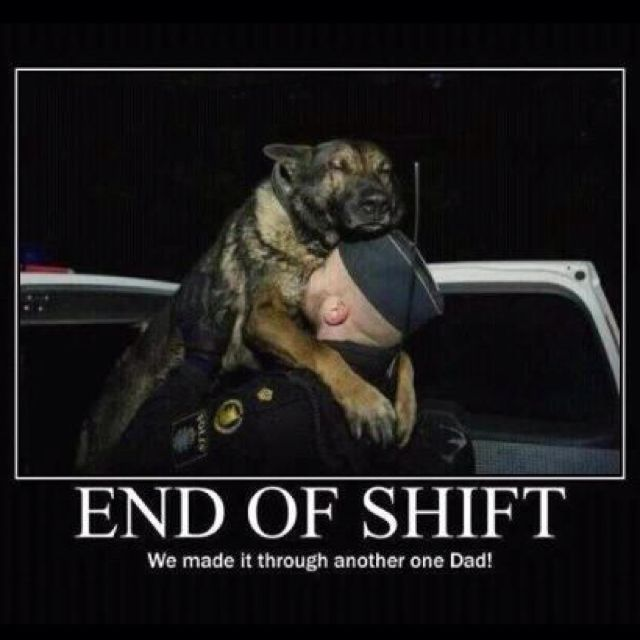 Every night we go home.... I protect u, u protect me and together, we protect our community