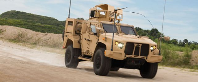 Oshkosh Defense, LLC, an Oshkosh Corporation company, announced yesterday that its Light Combat Tactical All-Terrain Vehicle (L-ATV) successfully completed Limited User Testing (LUT) with the U.S. Army and Marine Corps for the Joint Light Tactical Vehicle (JLTV) Engineering and Manufacturing Development (EMD) contract.