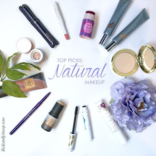 best natural makeup lines Beauty Snoop