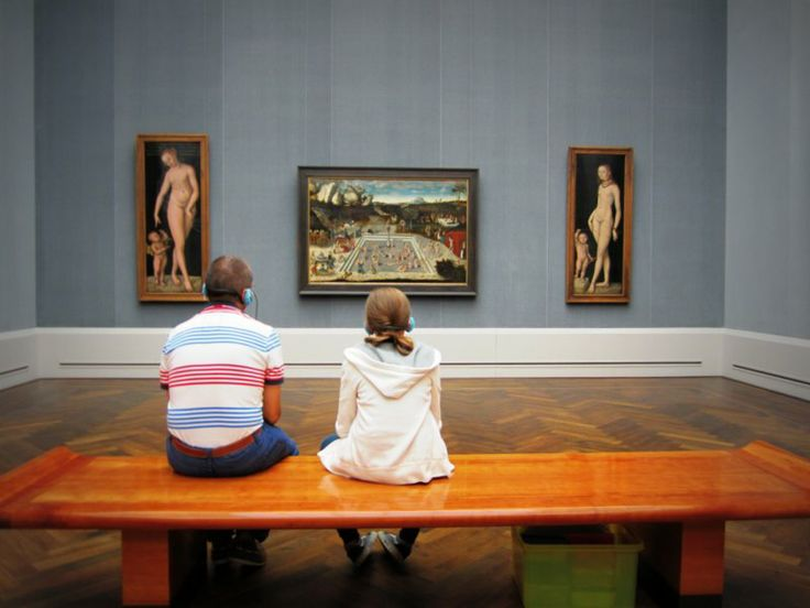 Gemäldegalerie, Berlin - July 11, 2012