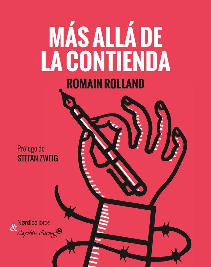 De nuevo unen sus fuerzas @Capitan_Swing y @Nordica_Libros para ofrecer «Mas allá de la contienda», uno de los manifiestos pacifistas más célebres, un ruego racional a los beligerantes durante la Gran Guerra, con presentación de Stefan Zweig. Más aquí: https://www.veniracuento.com/content/mas-alla-de-la-contienda