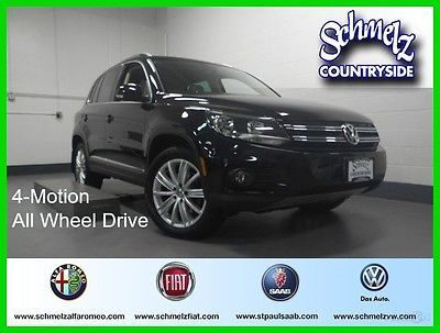 cool 2013 Volkswagen Tiguan SE 4-Motion AWD Certified - For Sale
