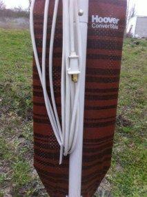 Vintage Hoover Vacuum