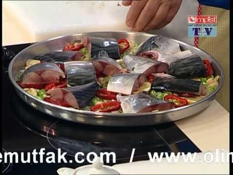 Fırında Palamut Buğlama - En iyi Balık Yemekleri tarifi