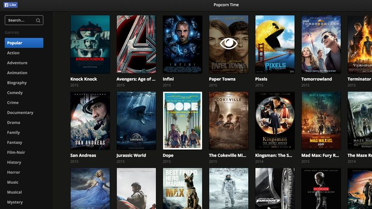Popcorn Time for the web permanently shuts down