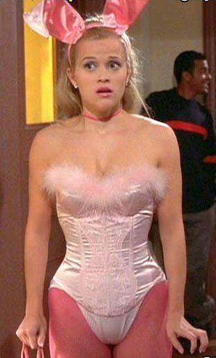 Фото костюма зайца из фильма блондинка в законе