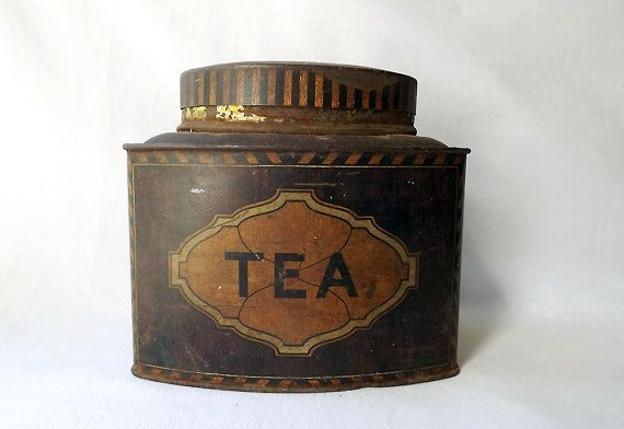 sweet tea tin                             ****